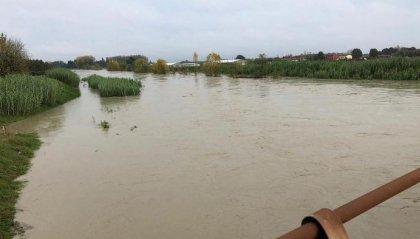 Maltempo: nuovo allerta meteo per i fiumi in Emilia-Romagna