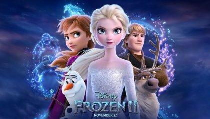Arrivano al cinema Frozen 2 e I figli del Mare