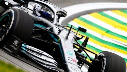 F1, Abu Dhabi: Bottas il più veloce delle libere 1