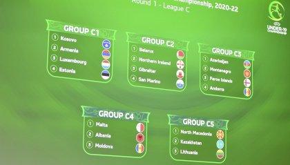 UEFA: è nata la Nations League under 19