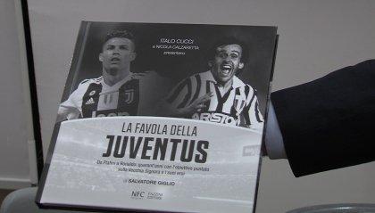 """""""La Favola della Juventus"""" raccontata da Italo Cucci e da oltre 300 scatti di Salvatore Giglio"""