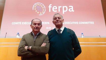 CSU: Elio Pozzi e Armando Stacchini a Bruxelles per l'Esecutivo FERPA-CES RSM