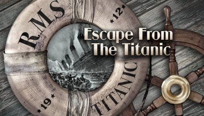 Escape Room Titanic