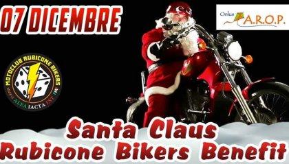 Santa Claus Bikers