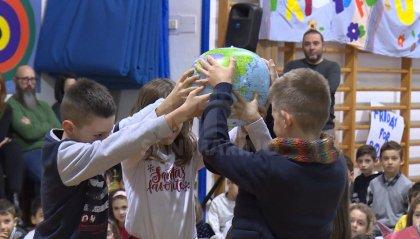 Le visite della Reggenza nelle scuole di Fiorentino, Montegiardino e Faetano