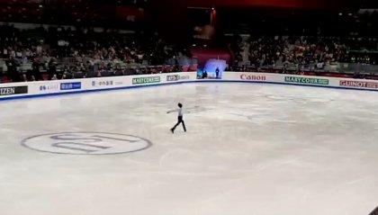 Yuzuru Hanyu incanta Torino