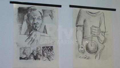 Arte e Disegno Thai: una mostra di fumetti al foyer