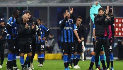 Inter frenata dalla Roma in casa, possibile contro sorpasso per la Juve