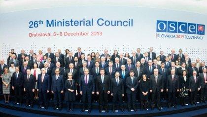 Segreteria Esteri: 26mo Consiglio Ministeriale dell'OSCE