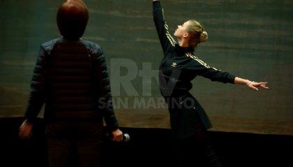 La stella della danza Tatiana Borovìk al teatro Nuovo di Dogana per due grandi classici