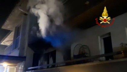 Incendio in un appartamento: nessun ferito grazie al pronto intervento dei Vigili del Fuoco