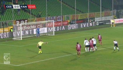 Cesena-Fano 0-4