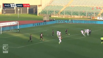 Padova – Imolese 2-0