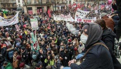 Quarto giorno di sciopero contro riforma pensioni: è caos