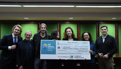 Corax vince l'edizione 2019 di Nuove idee e Nuove imprese