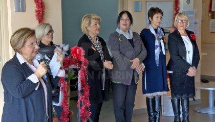 Giornata diritti umani: il Soroptimist dona un deambulatore dinamico al Casale La Fiorina