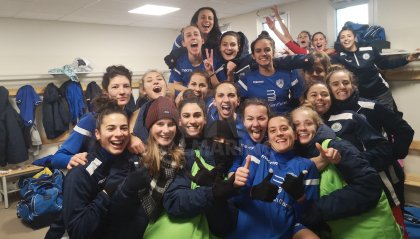 Impresa della San Marino Academy che batte 1-0 l'Hellas Verona ed approda ai quarti di finale di Coppa Italia