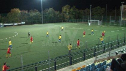 Coppa Titano, Tre Fiori-Tre Penne seconda semifinale