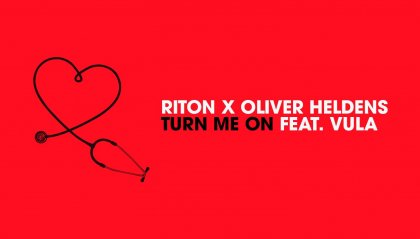 "Oliver Heldens & Riton Sample ft. Vula  ""Turn Me On"""