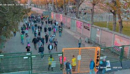 Denunciati da Polizia Rimini tre ultras del Cesena