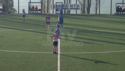Femminile: contro il Chievo Fortitudo si chiude il 2019 della San Marino Academy