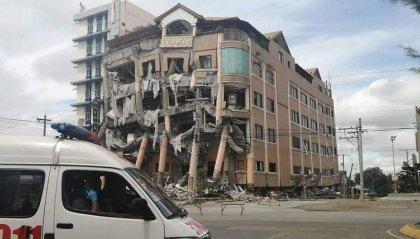 Terremoto di magnitudo 6.8 nelle Filippine, nessuna allerta tsunami