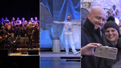 San Marino: anche la Reggenza, ieri, al concerto della Corale dedicato alle musiche di Michael Jackson