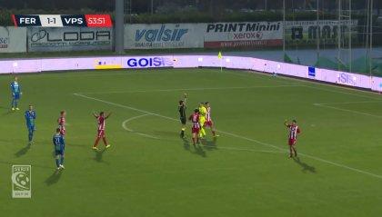 Feralpisalò - Vis Pesaro 1-1
