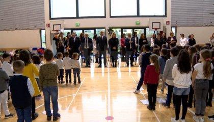 Visite della Reggenza nelle scuole elementari di Falciano e Cà Ragni