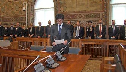 Consiglio: il giuramento dei parlamentari eletti