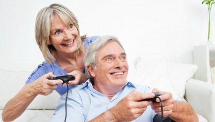 "Videogame: si alza l'età dei ""gamer"""