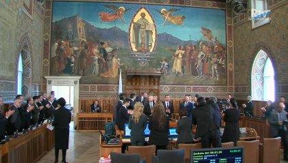 Consiglio: la squadra di Governo e i nuovi consiglieri