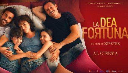 Al Concordia La Dea fortuna di Ozpetek e I vitelloni di Fellini