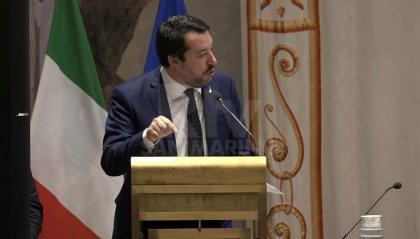 """Convegno sull'antisemitismo della Lega, Salvini: """"Chi vuole cancellare Israele ha in noi un nemico"""""""