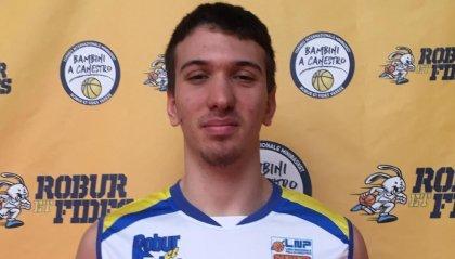 Basket: Pietro Ugolini alla Robur et Fides Varese in serie B