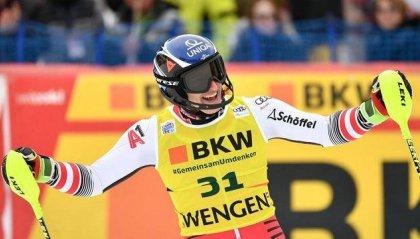 Sci Combinata Coppa del Mondo: a Wengen in Svizzera trionfa Mayer