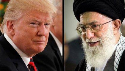 """Trump: Khamenei stia """"molto attento con le parole"""""""