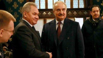 Libia: nella bozza per Berlino un governo unitario
