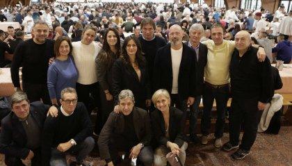 """Bonaccini a San Patrignano: """"Abbiamo bisogno di una società dove non si perda mai il valore della solidarietà"""""""