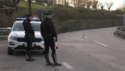 Bilancio Gendarmeria: nessuna rapina nel 2019, aumentano gli incidenti