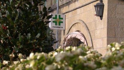 Chiuse per inventariole farmacie di Città e Borgo Maggiore