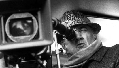 """Federico Fellini: """"L'unico vero realista è il visionario"""""""