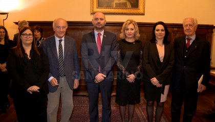 Hanno giurato tre nuovi membri del Collegio Garante della Costituzionalità delle Norme