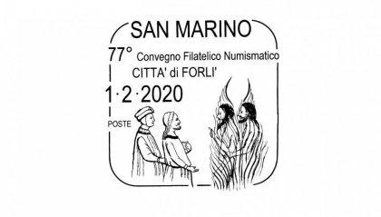Filatelia: annullo speciale per Dante Alighieri