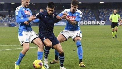 Coppa Italia: il Napoli in semifinale
