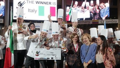 Italia sul tetto del mondo di Gelateria