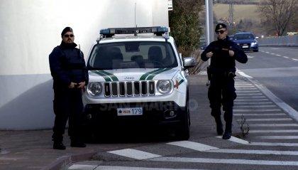 Guardia di Rocca: sequestrate 318 armi da fuoco al confine di Dogana