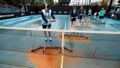 Australian Open: il solo Fognini al terzo turno