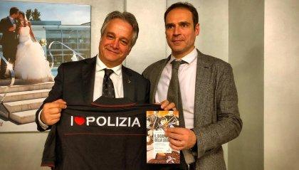 """Comites alla presentazione del libro di Tonelli """"Il digiuno della legge"""""""