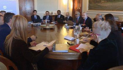 FMI: l'incontro con i Segretari agli Esteri e alle Finanze e BCSM